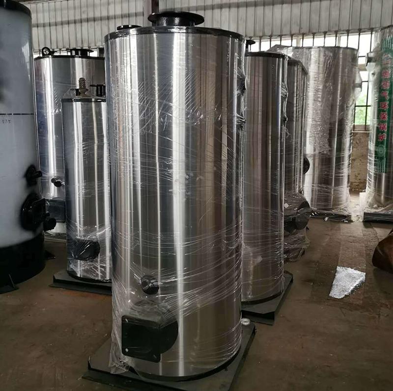 立式燃油(燃气)热水锅炉